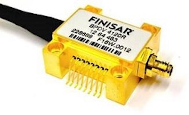 Finisar BPDV412x Photodetector | Lightwave
