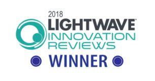 2018 Lightwave Innovation Reviews Winners