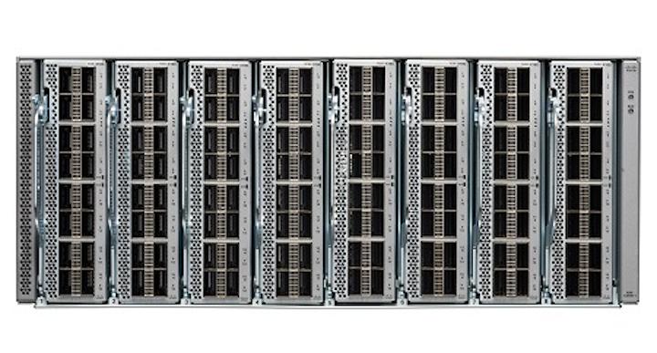 Cisco intros Nexus 400 Gigabit Ethernet switch line | Lightwave