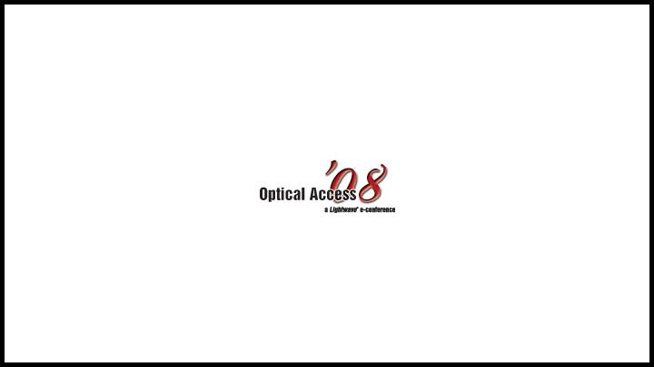 Content Dam Etc Medialib New Lib Lw Sponsors O T Optical Access Logo