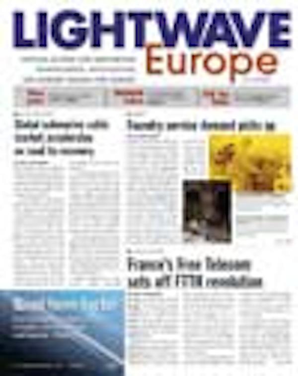 Lightwave Europe Volume 3, Issue 1