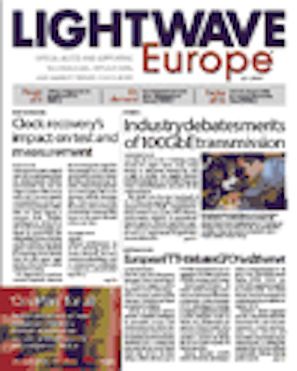 Lightwave Europe Volume 4, Issue 1