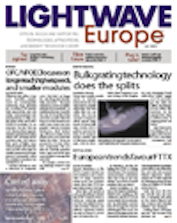 Lightwave Europe Volume 4, Issue 2