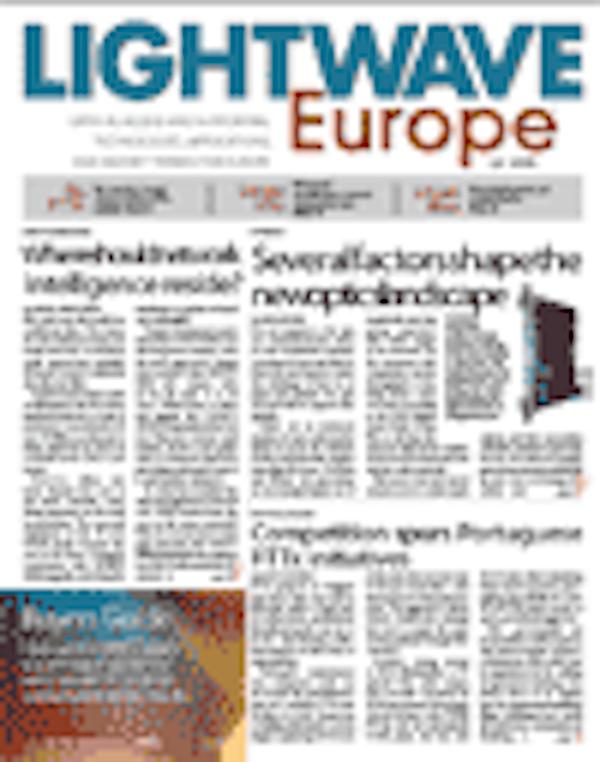 Lightwave Europe Volume 5, Issue 3