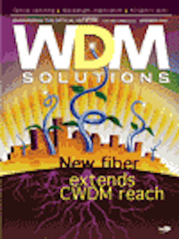 WDM Solutions Volume 4, Issue 11