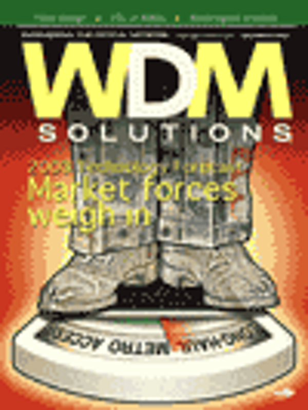 WDM Solutions Volume 4, Issue 12