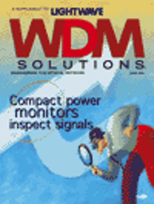 WDM Solutions Volume 5, Issue 4