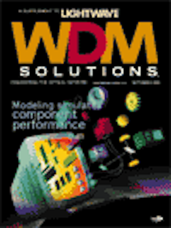 WDM Solutions Volume 5, Issue 5