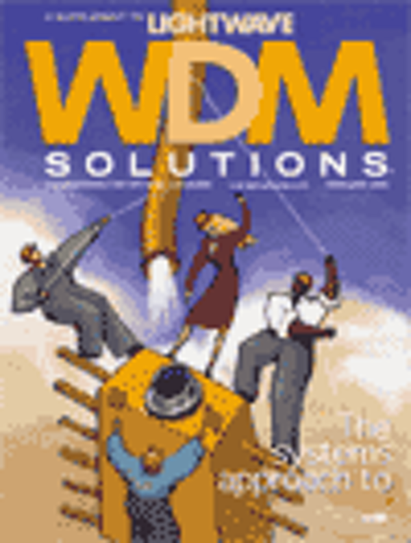 WDM Solutions Volume 6, Issue 1