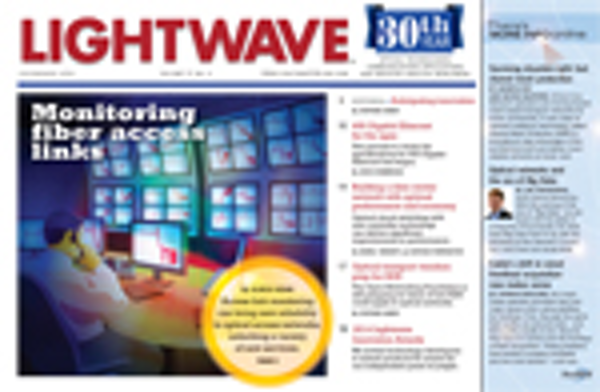 Lightwave Volume 31, Issue 4
