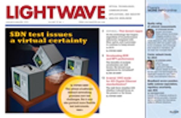 Lightwave Volume 32, Issue 1
