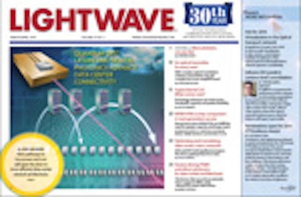 Lightwave Volume 31, Issue 2