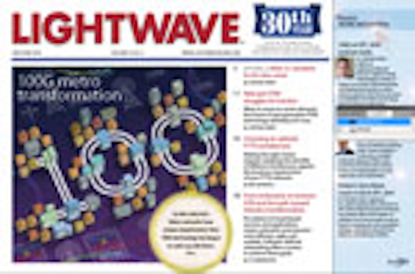 Lightwave Volume 31, Issue 3