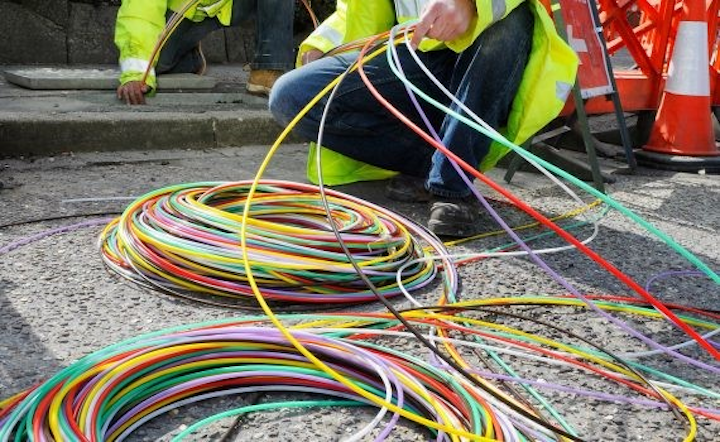 CityFibre is deploying fiber in Milton Keynes, among other UK locales.