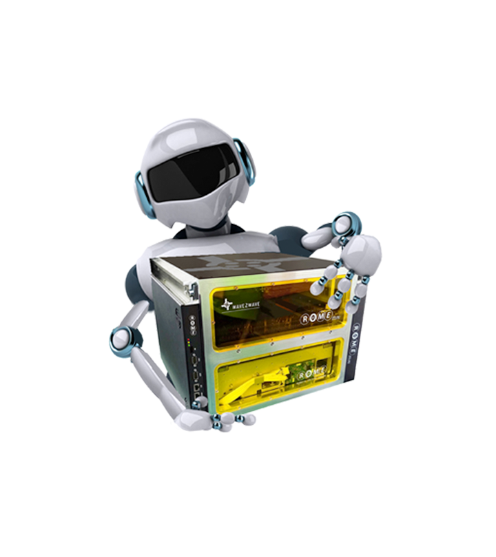 Robot Holding Mini V2