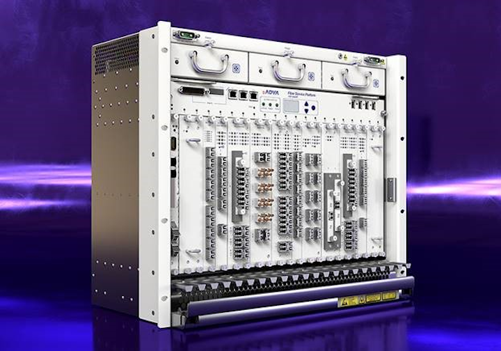BOnline will use ADVA's FSP 3000 for its metro and backbone requirements.