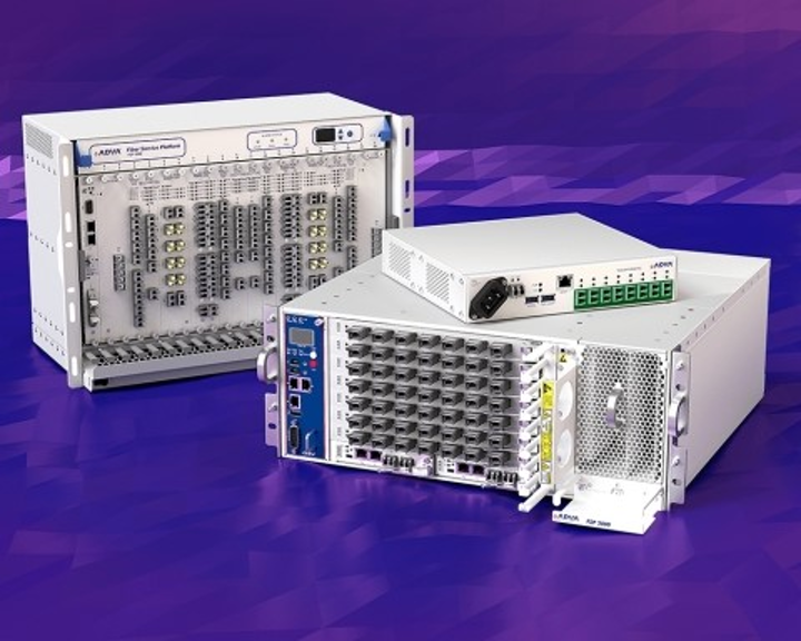Welcome Italia is installing ADVA's FSP 3000 and ALM fiber monitoring platforms.