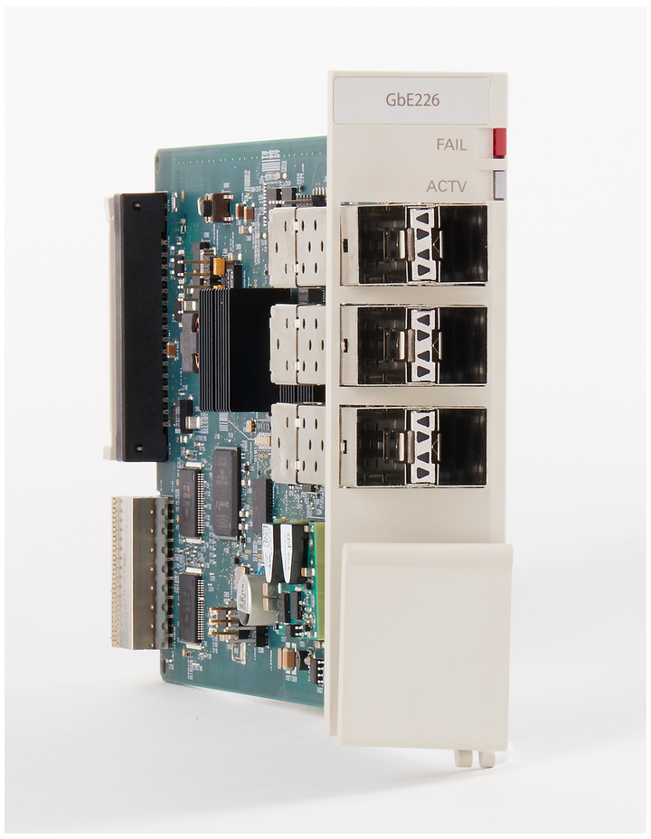 The North American customer has deployed the Tellabs GbE226 10 Gigabit Ethernet card as well as CWDM units.