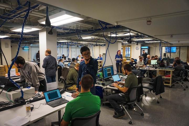 Ethernet Alliance High-Speed Networking plugfest, December 2018.